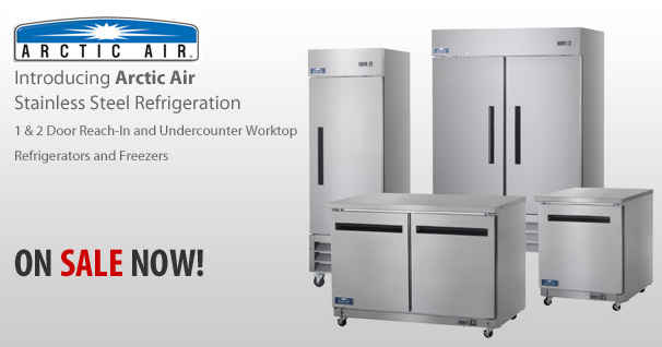 arctic air commercial refrigeration