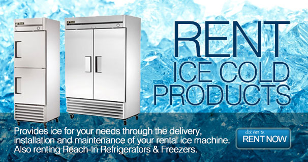 Rent Ice Machine
