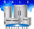 arctic air commercial refrigeration sold by gator chef commercial equipment and kitchen supplies