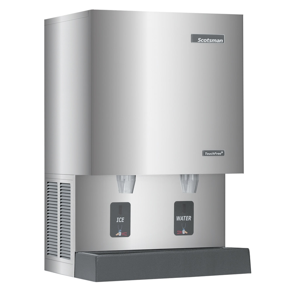 Scotsman Countertop Ice Maker : Scotsman MDT5N25A-1J Nugget Ice Maker and Water Dispenser - 523 Lb ...