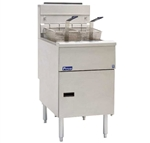 Pitco 90-Pound All-Purpose Gas Fryer - Solstice Series, (SG18)
