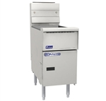 Pitco 50-Pound All-Purpose Gas Fryer - Solstice Supreme Series, (SSH55S-SSTC)