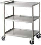 "Green World Bus Cart - Economy - 15"" x 24"" x 33.5"" , (TBUS-1524E)"