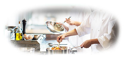 cookware for restaurants