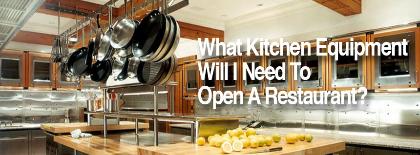restaurant kitchen equipment & supplies, what kitchen equipment