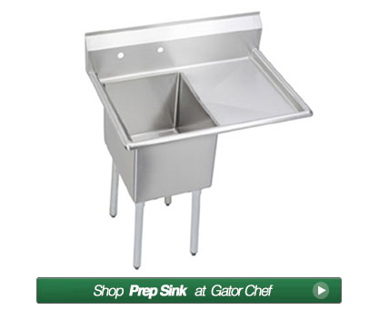 What Type of Commercial Sink Do I Need?