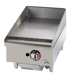 Star Max 15 Inch Heavy Duty Griddle With Thermostatic