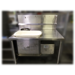 Used Ayrking Bbs U 4830 Manual Breading Workstation