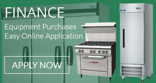 apply online to finance restaurant equipment and supplies - get an instant approval decision